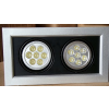 Downlight LED 2x7w